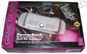 PowerBack Rechargeable Battery Pack