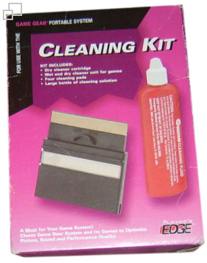 Edge Cleaning Kit
