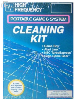 High Frequency Cleaning Kit