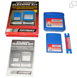 Performance Cleaning Kit