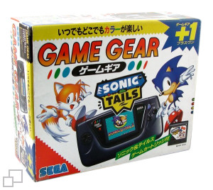 Game Gear Sonic & Tails Pack
