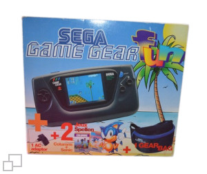 PAL/SECAM Game Gear AC Adaptor / Columns / Sonic Bundle