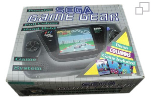 PAL/SECAM Game Gear Columns Bundle