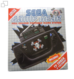PAL/SECAM Game Gear Columns / TV Tuner Bundle