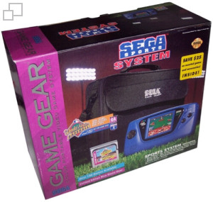 Game Gear SEGA Sports System Pack