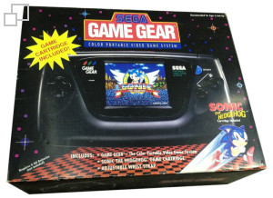Game Gear Sonic Bundle