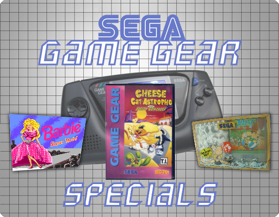 SEGA Game Gear Specials